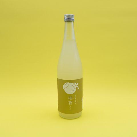 「日本酒仕込み 柚香」発売開始